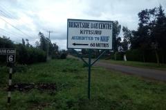 Sign post on kirawa rd, Kitusuru