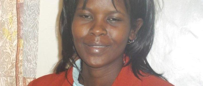Grace Wanjiru.